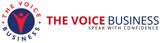 The Voice Business footer logo